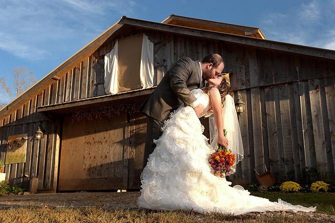 Cold Creek Farm Wedding