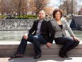 Atlanta Centennial Park Engagement