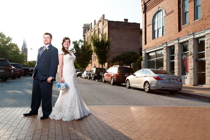 The Blacksmith Shop Wedding in Macon, GA