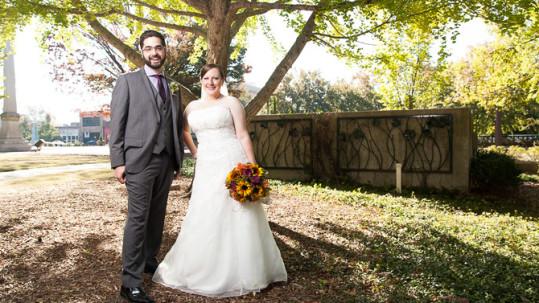 Historic Dekalb Courthouse Wedding, Chris and Melinda Golden Photography, husband and wife Atlanta wedding photography