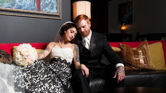 Le Bam Studio Wedding in Atlanta, GA