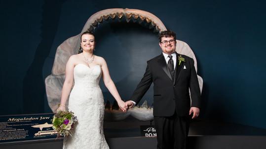 Tellus Science Museum Wedding