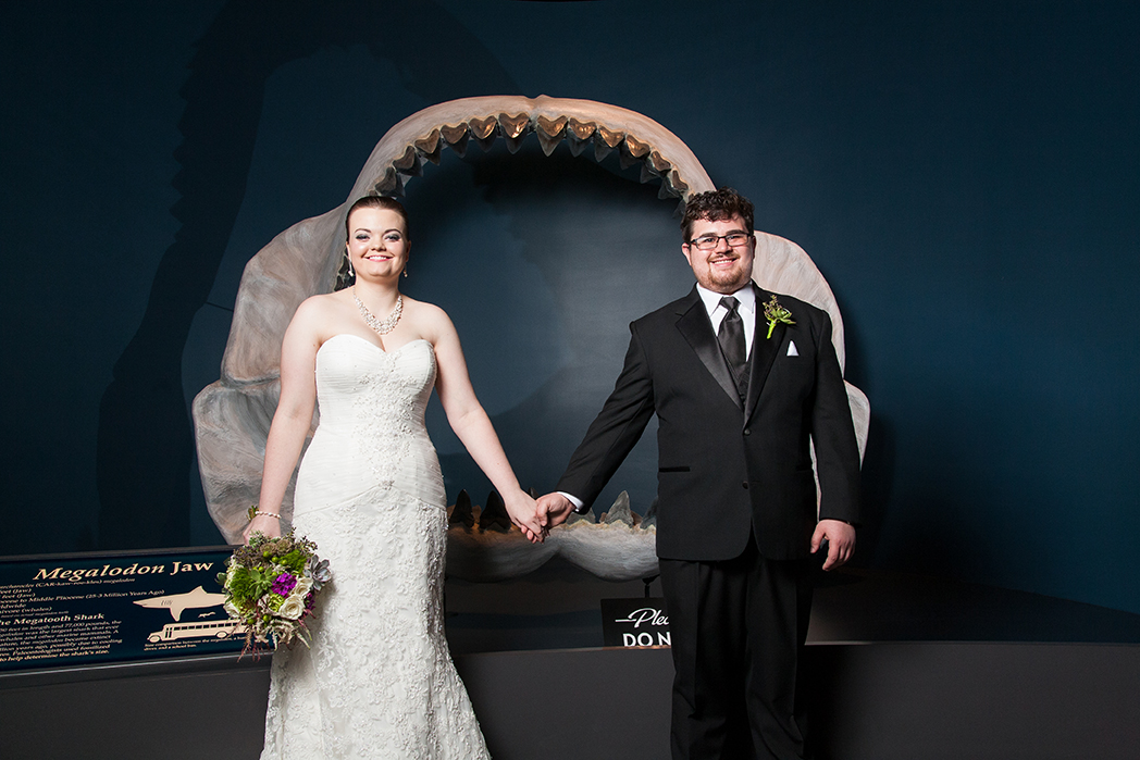 Tellus Science Museum Wedding
